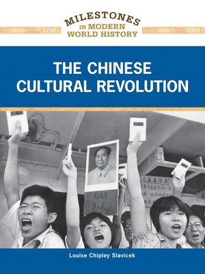 cover image of The Chinese Cultural Revolution