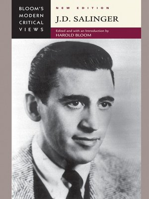 cover image of J. D. Salinger