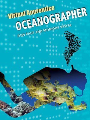 cover image of Oceanographer