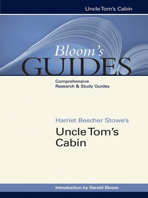 cover image of Harriet Beecher Stowe's Uncle Tom's Cabin