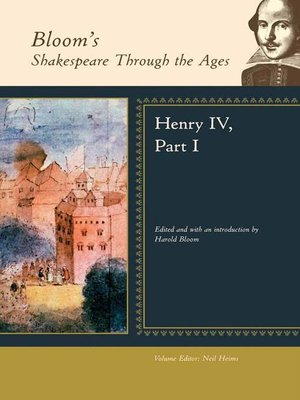 cover image of Henry IV, Part I