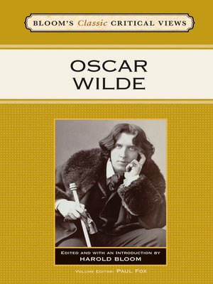 cover image of Oscar Wilde