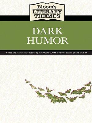 cover image of Dark Humor