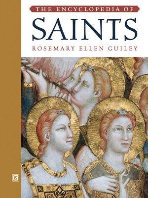 cover image of The Encyclopedia of Saints