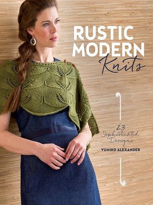cover image of Rustic Modern Knits