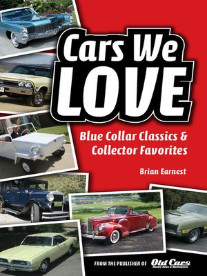 cover image of Cars We Love
