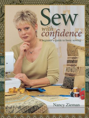 cover image of Sew with Confidence