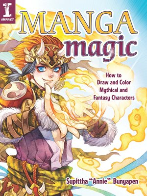cover image of Manga Magic