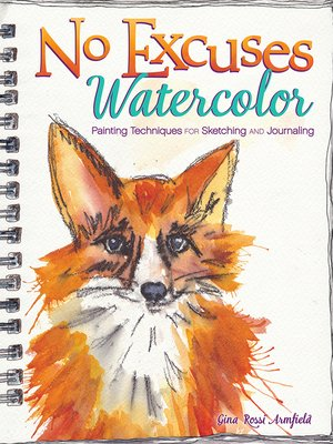 cover image of No Excuses Watercolor