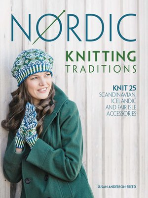 cover image of Nordic Knitting Traditions