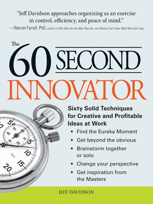 cover image of The 60 Second Innovator