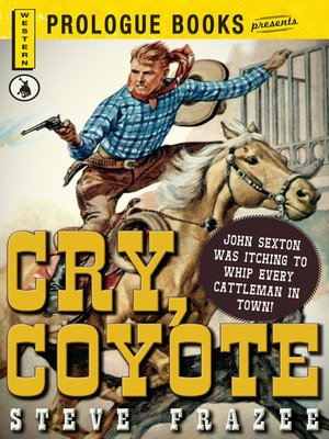 cover image of Cry, Coyote