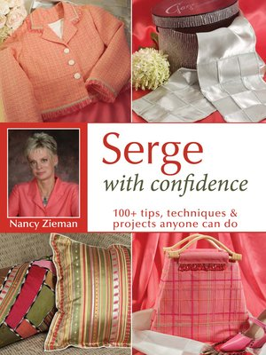 cover image of Serge With Confidence