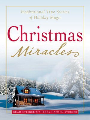 cover image of Christmas Miracles