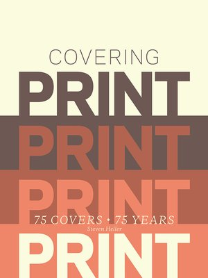 cover image of Covering Print
