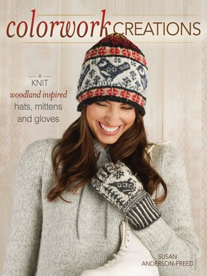 cover image of Colorwork Creations