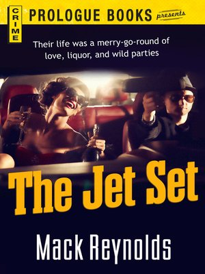cover image of The Jet Set