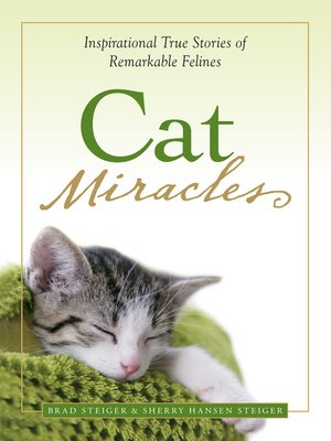 cover image of Cat Miracles