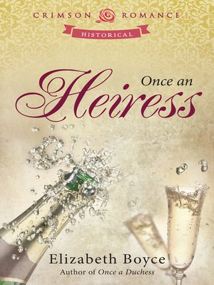cover image of Once an Heiress