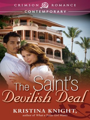 cover image of The Saint's Devilish Deal