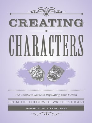 cover image of Creating Characters