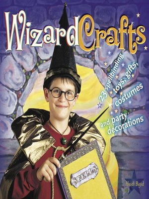 cover image of Wizard Crafts