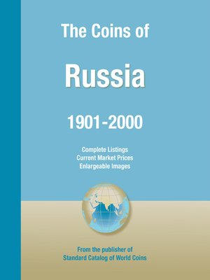 cover image of Coins of the World--Russia