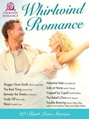 cover image of Whirlwind Romance