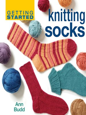 cover image of Getting Started Knitting Socks