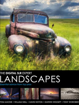 cover image of The Digital SLR Expert Landscapes