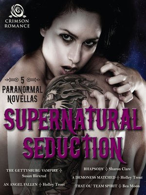 cover image of Supernatural Seduction