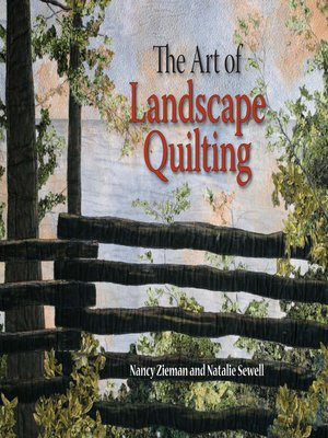 cover image of The Art of Landscape Quilting