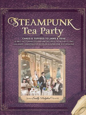 cover image of Steampunk Tea Party