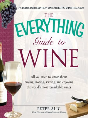 cover image of Guide to Wine