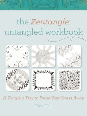 cover image of The Zentangle Untangled Workbook