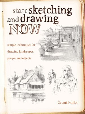 cover image of Start Sketching & Drawing Now