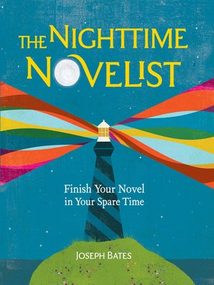 cover image of The Nighttime Novelist