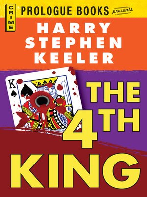 cover image of The Fourth King
