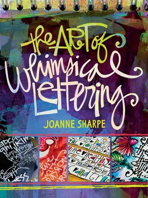 cover image of The Art of Whimsical Lettering