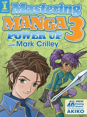 cover image of Mastering Manga 3
