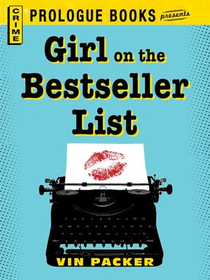 cover image of Girl on the Best Seller List