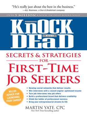 cover image of Knock 'em Dead