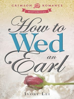 cover image of How to Wed an Earl