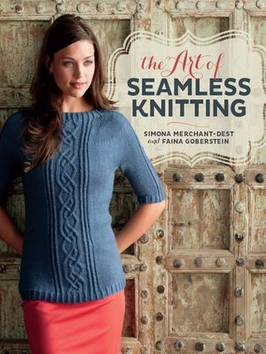 cover image of The Art of Seamless Knitting