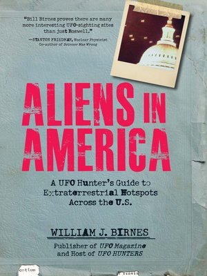 cover image of Aliens in America