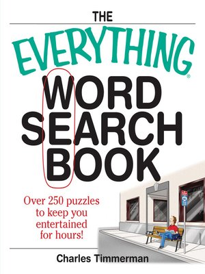 cover image of Everything Word Search Book