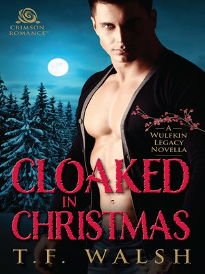 cover image of Cloaked in Christmas