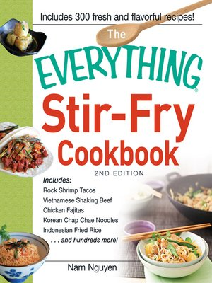 cover image of The Everything Stir-Fry Cookbook
