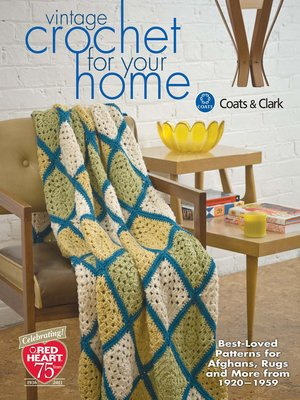 cover image of Vintage Crochet for Your Home