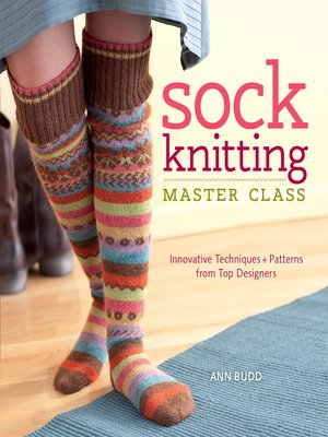 cover image of Sock Knitting Master Class